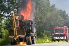 Baggerbrand