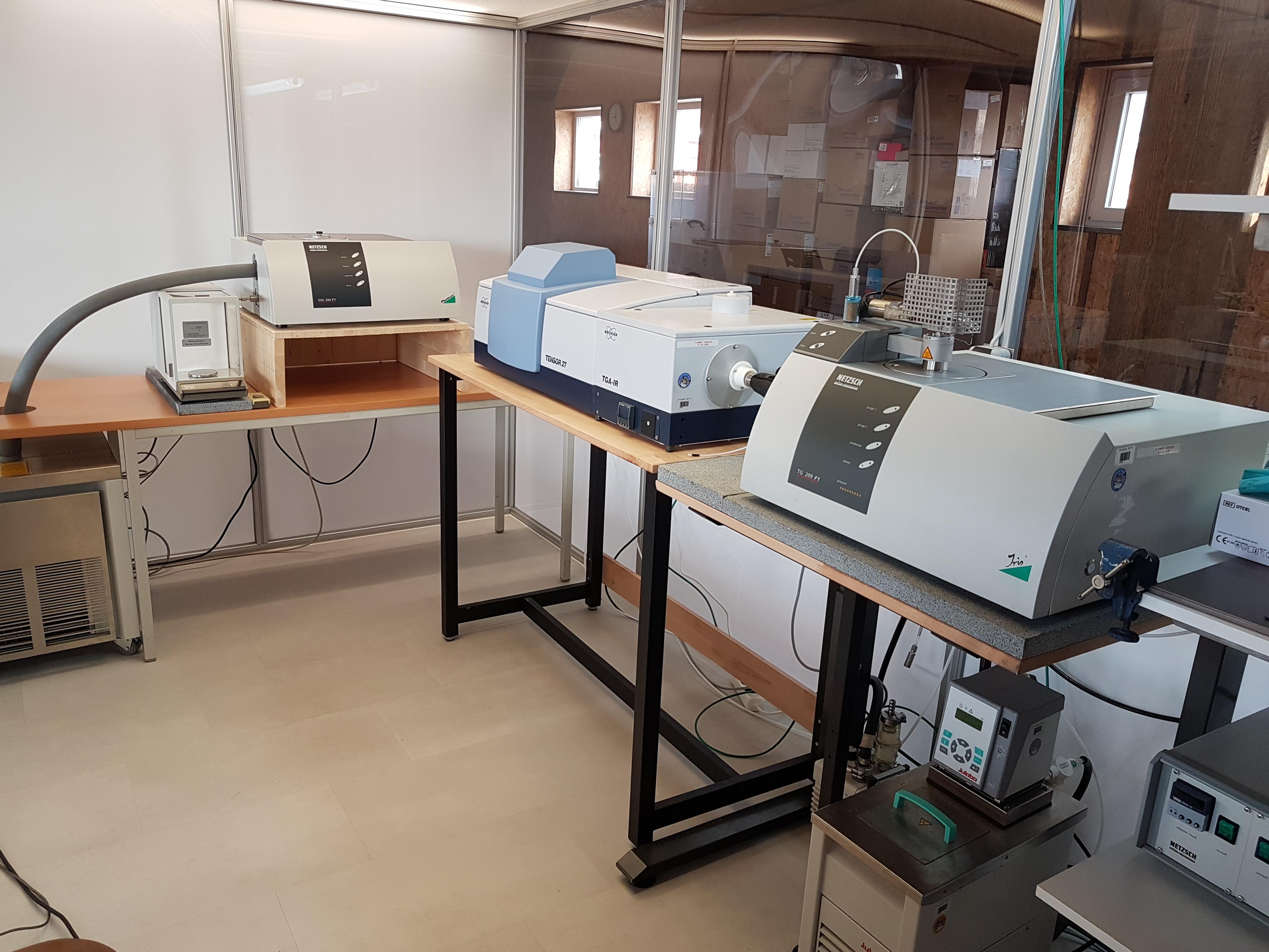 Thermoanalyse-Labor-Feldberg